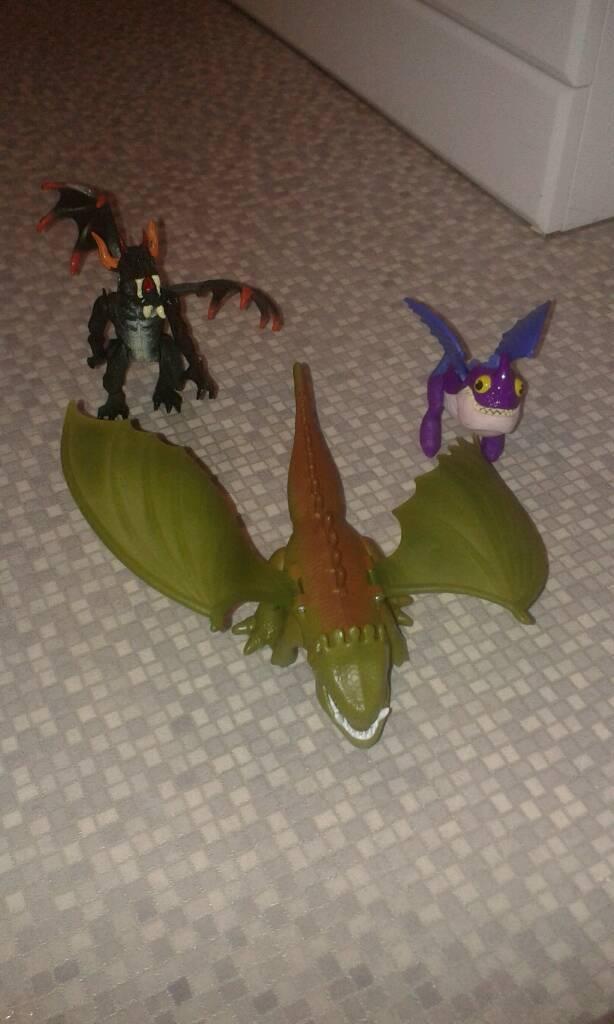 Dragon toy bundle