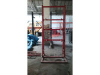 A Frame / Vertical Racking for sale
