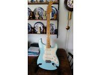Fender 1950 reissue Stratocaster guitar
