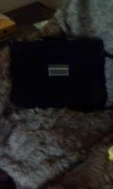 Reduced Calvin klein briefcase in black