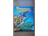 Thunderbirds pop up book.