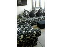 Ex display John Lewis sofa plus cuddle chair delivery free