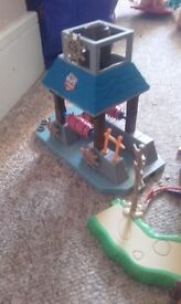 mike the knight play sets