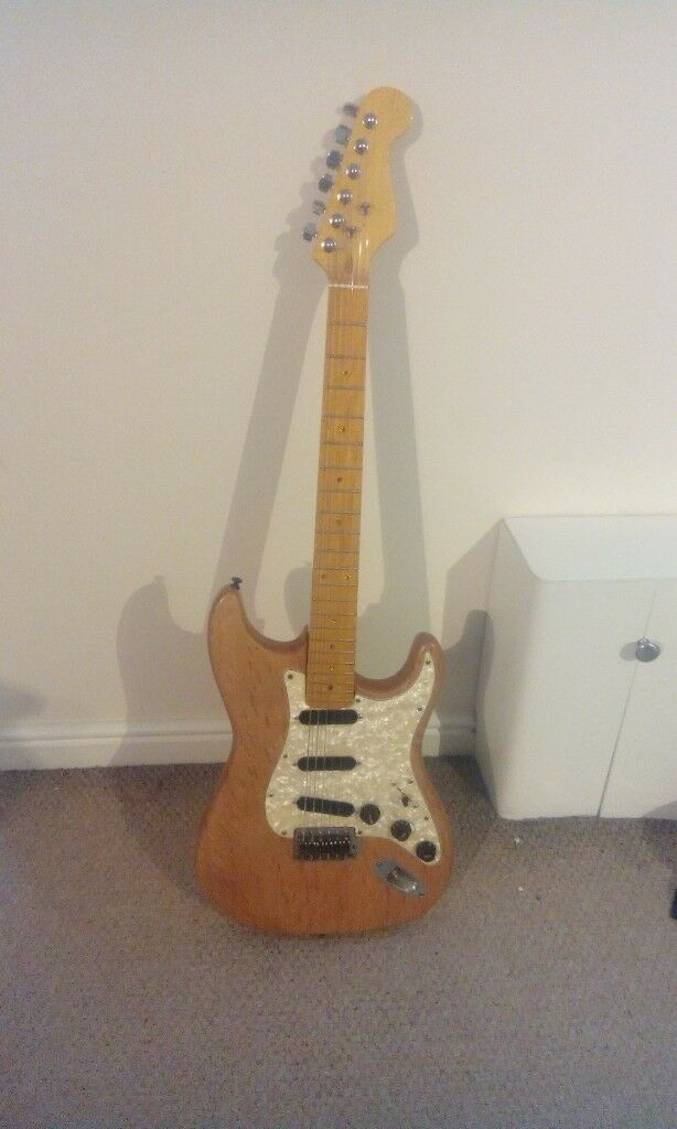 Fender Mexican Stratocaster Guitar w/ Warmoth neck | in Altrincham,  Manchester | Gumtree