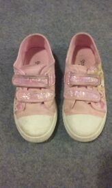 size 11 girls princess pumps