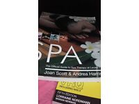 level 2 and 3 spa beauty book