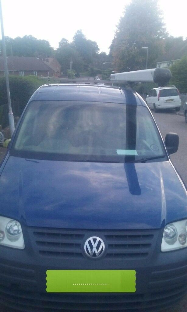 Vw caddy 05 runs but selling for spares as a whole.