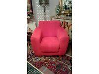 Armchair - large tv chair