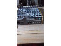 Mixer desk £60