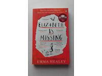 Elizabeth is Missing by Emma Healey book