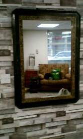 Marble frame with mirror