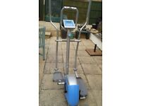 Kirsty Cross Trainer KG10211 with computer console point hardly used in good condition