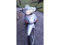 Honda ANF Innova 125cc low mileage excellent condition