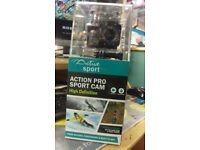 BRAND NEW- GENERIC HD SPORTS ACTION CAMERA (PRICE REDUCED)