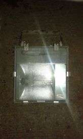 """Outdoor Floodlights 16"""" Square 250watts"""