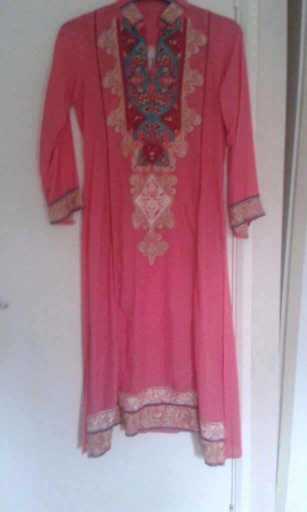 asian/indian/pakistani readymade suit dress