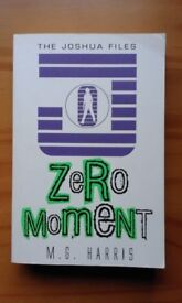 Zero Moment. (First Edition)