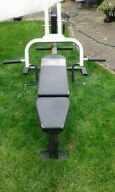 Body tex Weights bench