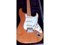 1973 fender USA stratocaster, strat, near mint condition 9.9/10 collectors grade.. A stunner!