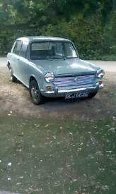 Morris 1100 classic car