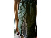 Cold weather trousers Icelander Low Temperature Clothing XL Motorcycle, Fishing, Outdoor Persuits