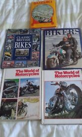 5 motor cycle books
