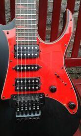 IBANEZ GRG250DX GUITAR