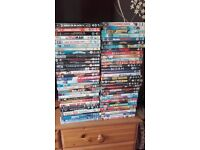 Job lot of dvds 64 in total some new