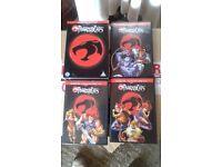 Thundercats dvds season one - volume one 6 discs.