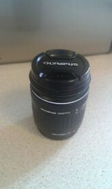 Lens four thirds fit. 40-150mm zoom.