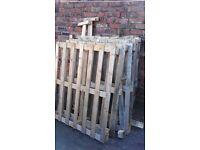 Free pallets / fire wood