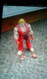 KEN MASTERS FIGURE (STREET FIGHTER)