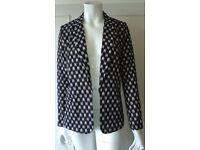 B&W women's jacket - fits 8-10 UK