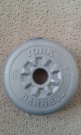 York Barbell Fitness Set