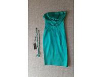 Karen Millen dress in excellent condition size 10- prom/wedding/ party