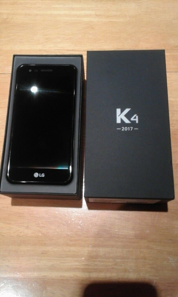 LG-M160 K4 2017 new mobile phone for sale | in Cherry Willingham,  Lincolnshire | Gumtree