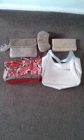 Asst hand bags