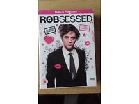 Robsessed 2 x DVD Box Set Robert Pattinson