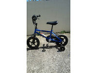 boys blue bike