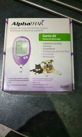 Alpha trak dog cat glucose monitor diabetes
