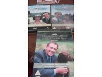 All creatures Great & Small DVD Joblot