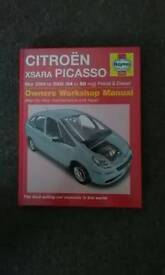 Citroen xsara picasso workshop manual