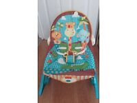 Redyce!Baby to toddler rocker nr1