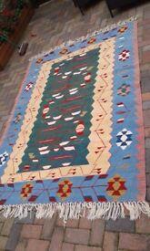 Turkish kilim (rug )