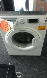 HOTPOINT 9KG DIGITAL SCREEN WASHING MACHINE
