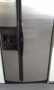KENMORE ELITE  STAINLEES STEEL FRIDGE WITH FREE DELIVERY