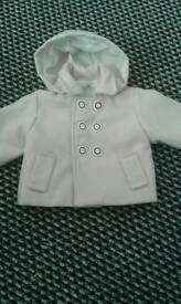 Baby coat.