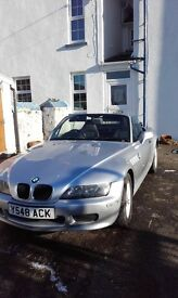 BMW Z3 low miles great condition.