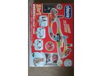 Chicco Ducati 3 in 1 Multiplay track. Age 12m up to 2yrs+ BNIB