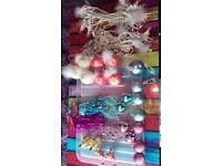 Genuine disney store disney princess tree decorations